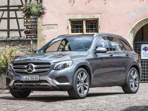 Mercedes-Benz GLC (X253) 06.2014 - 03.2019