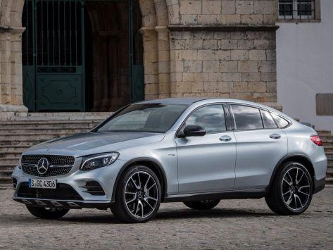 Mercedes-Benz GLC Coupe (C253) 06.2016 - 04.2019