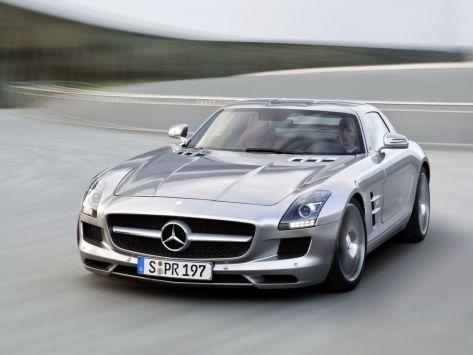 Mercedes-Benz SLS AMG (C197) 09.2009 - 06.2014