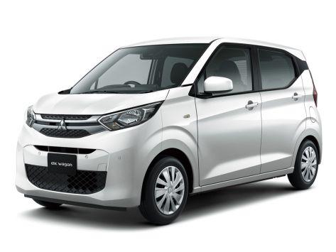 Mitsubishi eK Wagon  03.2019 -  н.в.