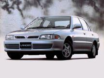 Mitsubishi Lancer 1991, седан, 7 поколение, CB, CD