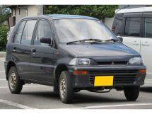 Mitsubishi Minica рестайлинг 1992, хэтчбек 5 дв., 6 поколение
