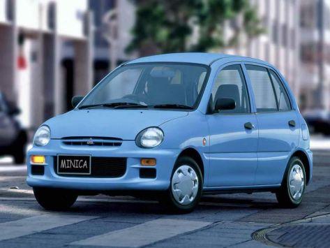 Mitsubishi Minica  09.1993 - 09.1998