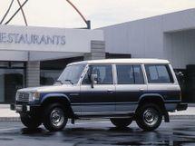 Mitsubishi Montero 1983, джип/suv 5 дв., 1 поколение