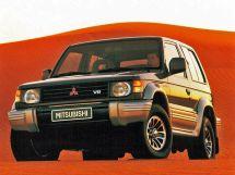 Mitsubishi Montero 1991, джип/suv 3 дв., 2 поколение