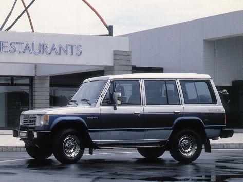 Mitsubishi Montero  02.1983 - 01.1991