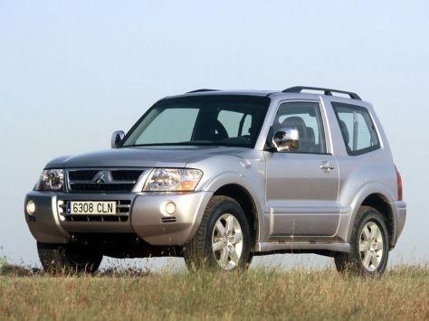 Mitsubishi Montero  09.2002 - 08.2006