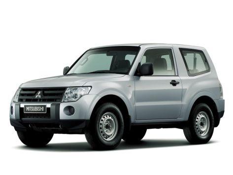 Mitsubishi Montero (V80) 09.2006 - 01.2014