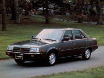 Mitsubishi Tredia 1982, седан, 1 поколение