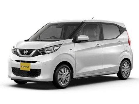 Nissan DAYZ  03.2019 -  н.в.