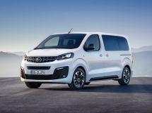 Opel Zafira Life 2019, минивэн, 1 поколение