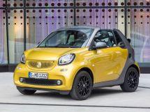 Smart Fortwo 2014, открытый кузов, 3 поколение