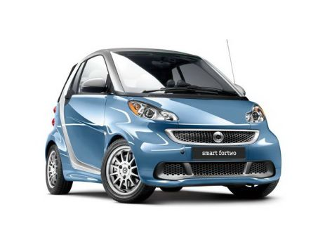 Smart Fortwo  06.2012 - 08.2015
