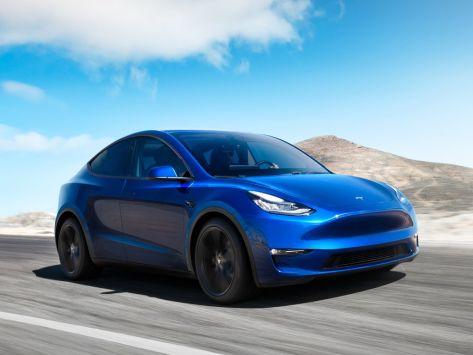 Tesla Model Y  03.2019 -  н.в.