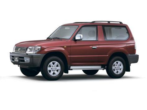 Toyota Land Cruiser Prado (J90) 06.1999 - 08.2002