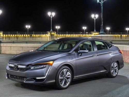 Honda Clarity 2015