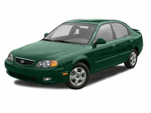 Kia Spectra 2002 - 2004
