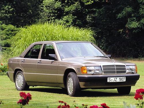 Mercedes-Benz 190 1988 - 1993