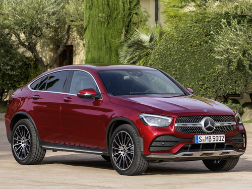 Mercedes-Benz GLC Coupe 2019