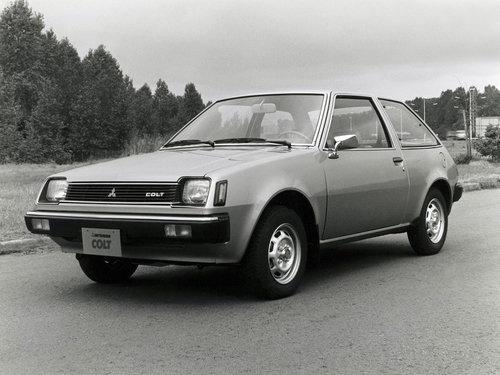 Mitsubishi Colt 1978 - 1984