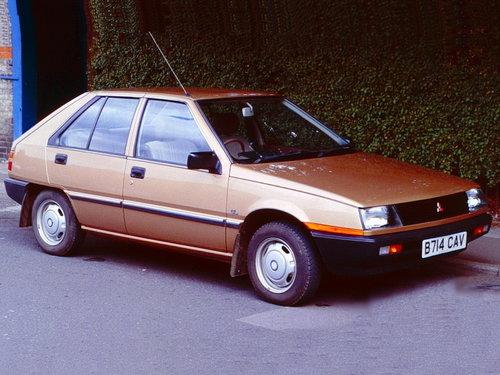 Mitsubishi Colt 1984 - 1988