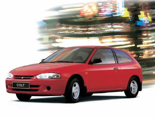 Mitsubishi Colt 1996 - 2003