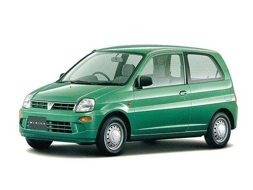Mitsubishi Minica 1998 - 2000