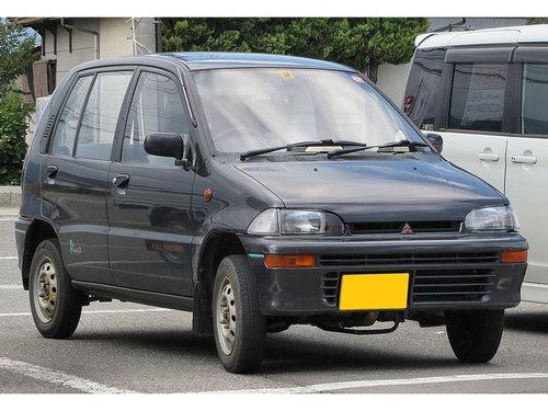 Mitsubishi Minica 1992 - 1993
