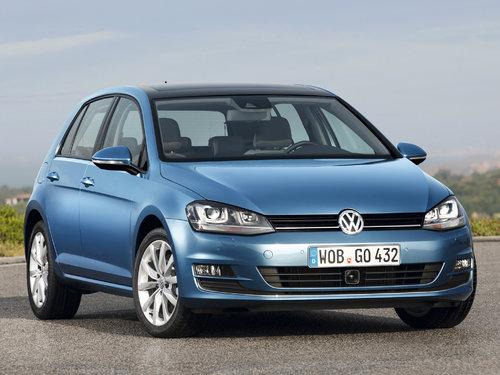 Volkswagen Golf 2012 - 2016