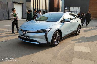 General Motors готовит для китайцев электромобиль под маркой Buick