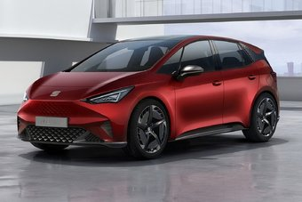 Продажи электромобиля должны начаться уже в следующем году