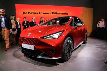 Выпускать испанский электромобиль будут в Германии