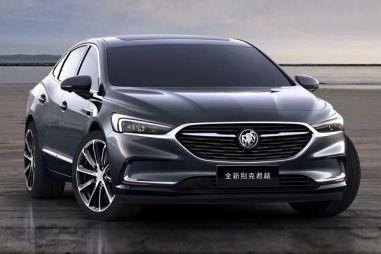 Обновленный Buick LaCrosse выйдет только в Китае: американцам остается завидовать
