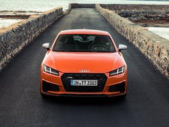 Audi TT может быть замена другой, более массовой моделью