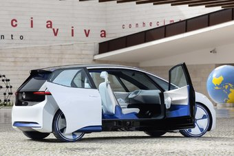 Volkswagen форсирует переход к электромобилям