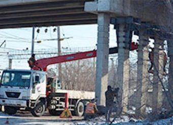 Подрядчик намерен выполнить работы до 20 апреля. Общая стоимость ремонта оценивается в 10 млн рублей.