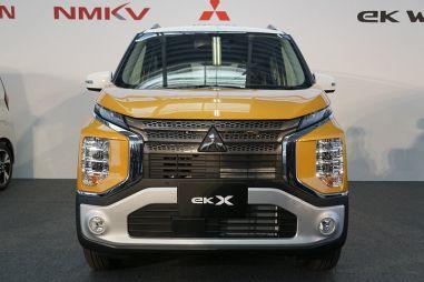 Mitsubishi и Nissan показали совместные кей-кары нового поколения