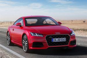 Audi может сохранить купе TT, но в не совсем привычном виде