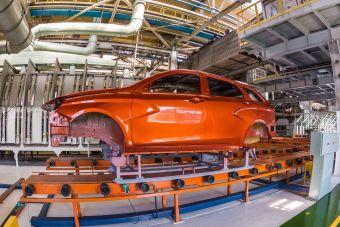 Эксклюзив: план производства Lada Vesta на весь текущий год