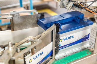 BMW и Varta сообща планируют дать отпор экспансии азиатских производителей