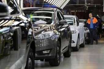 В зоне риска находятся все три завода Ford Sollers