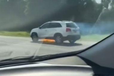 Автомобили Hyundai и KIA попали под следствие в США из-за массовых возгораний