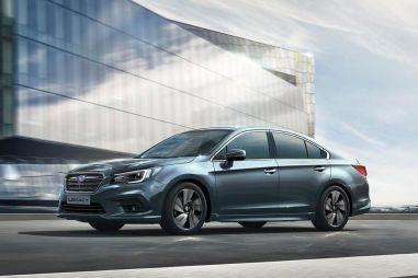 Объявлены цены обновленного седана Subaru Legacy: далеко за 2 млн