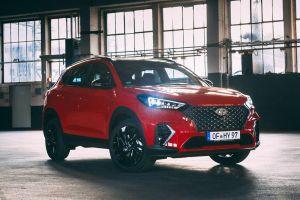 Яркий Hyundai Tucson N Line представлен официально