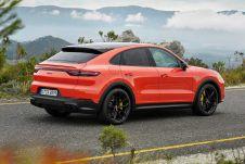 Porsche Cayenne Coupe сделан по рецепту других немецких купеобразных кроссоверов