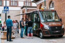 ГАЗ поможет в разработке бизнес-плана и создании фургона для мобильного бизнеса