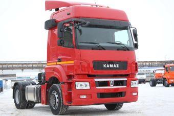 «КАМАЗ» отменил ограничение по гарантийному пробегу для грузовиков с кабиной от Мерседеса