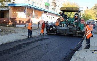В этом году в городе продолжится масштабный ремонт дорожного полотна.