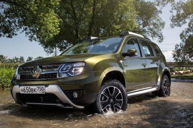 Renault отзывает в России 19 тысяч автомобилей
