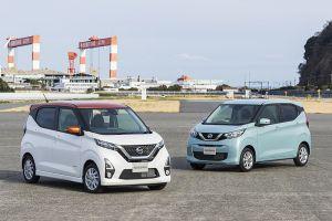 Nissan DAYZ нового поколения стал просторнее